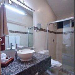 Отель Grand City Hotel Cancun Мексика, Канкун - отзывы, цены и фото номеров - забронировать отель Grand City Hotel Cancun онлайн ванная фото 2