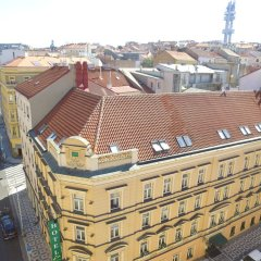 Three Crowns Hotel Prague фото 16