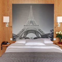Best Western Hotel Ronceray Opera комната для гостей
