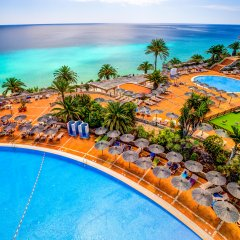 Отель SBH Club Paraíso Playa - All Inclusive бассейн фото 3