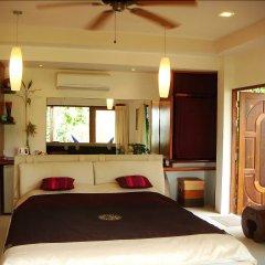 Отель La Cigale комната для гостей