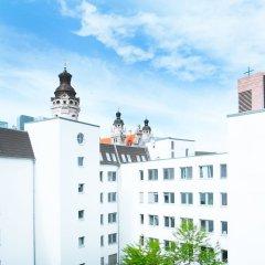 Отель Leipzig Suites Zentrum Harkortstraße балкон