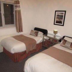 Отель Bow Serviced Apartments Великобритания, Глазго - отзывы, цены и фото номеров - забронировать отель Bow Serviced Apartments онлайн фото 6