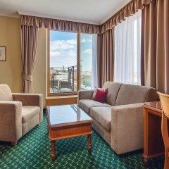 Отель Mamaison Residence Downtown Prague комната для гостей