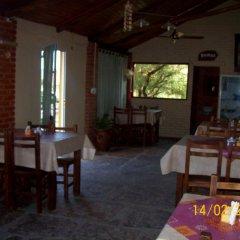 Отель Hosteria Santa Francisca Вилья Кура Брочеро питание