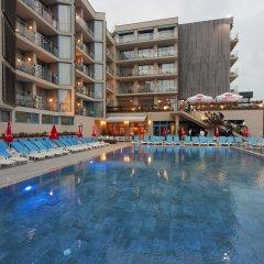 Slavey Hotel бассейн фото 2