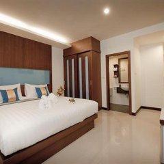 Отель Blue Sky Patong 3* Номер Делюкс с различными типами кроватей фото 3