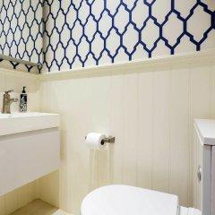 Отель Northumberland Mansions Великобритания, Лондон - отзывы, цены и фото номеров - забронировать отель Northumberland Mansions онлайн ванная фото 2