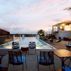 Отель Hue Hotels and Resorts Puerto Princesa Managed by HII Филиппины, Пуэрто-Принцеса - отзывы, цены и фото номеров - забронировать отель Hue Hotels and Resorts Puerto Princesa Managed by HII онлайн бассейн