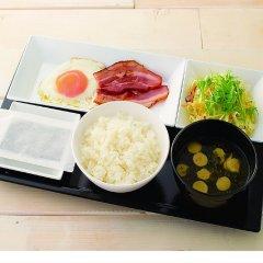 Отель APA Hotel Higashi-Nihombashi-Ekimae Япония, Токио - отзывы, цены и фото номеров - забронировать отель APA Hotel Higashi-Nihombashi-Ekimae онлайн питание