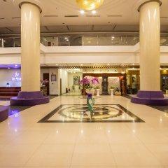 Отель Park Diamond Hotel Вьетнам, Фантхьет - отзывы, цены и фото номеров - забронировать отель Park Diamond Hotel онлайн интерьер отеля фото 2