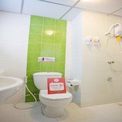 Отель Nida Rooms 597 Suan Luang Park Таиланд, Бангкок - отзывы, цены и фото номеров - забронировать отель Nida Rooms 597 Suan Luang Park онлайн ванная