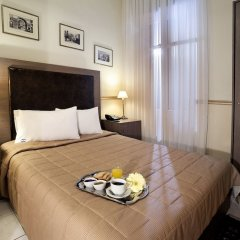 Tourist Hotel в номере