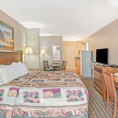Отель Days Inn Ridgefield комната для гостей фото 4