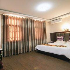 Отель Furui Hotel Xianyang Airport Китай, Сяньян - отзывы, цены и фото номеров - забронировать отель Furui Hotel Xianyang Airport онлайн комната для гостей фото 4