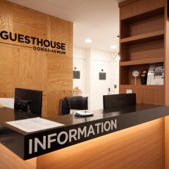 Отель K-Guesthouse Dongdaemun 1 Южная Корея, Сеул - отзывы, цены и фото номеров - забронировать отель K-Guesthouse Dongdaemun 1 онлайн интерьер отеля фото 3