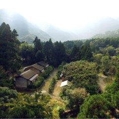 Отель Wa no Cottage Sen-no-ie Япония, Якусима - отзывы, цены и фото номеров - забронировать отель Wa no Cottage Sen-no-ie онлайн балкон