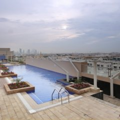 Metropolitan Hotel Dubai бассейн фото 3