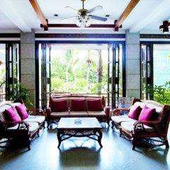 Sanya South China Hotel интерьер отеля фото 2