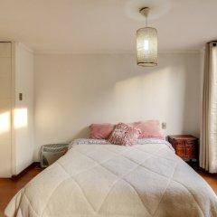 Отель UH ApartHotel Lastarria 70 комната для гостей фото 5