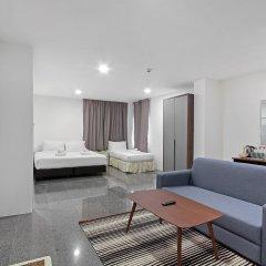Отель D Varee Xpress Pula Silom комната для гостей фото 5