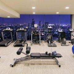 Отель Mercure Bangkok Siam фитнесс-зал