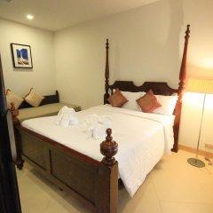 Отель Krabi Tipa Resort сейф в номере