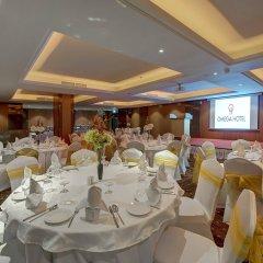Отель Omega Hotel ОАЭ, Дубай - отзывы, цены и фото номеров - забронировать отель Omega Hotel онлайн помещение для мероприятий