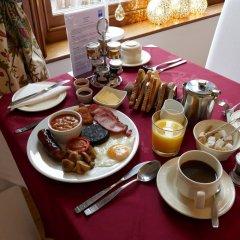 Отель Oakthwaite House питание фото 3