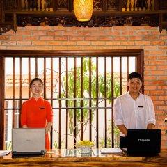 Отель Ruby Villa Хойан интерьер отеля