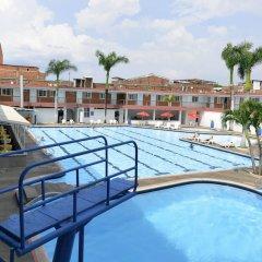 Hotel La Luna бассейн фото 3