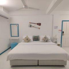 Отель The Aquzz Мальдивы, Мале - отзывы, цены и фото номеров - забронировать отель The Aquzz онлайн комната для гостей фото 4