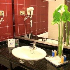 Aqua Hotel Montagut Suites ванная фото 2