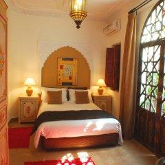 Отель Riad La Terrasse Des Oliviers комната для гостей