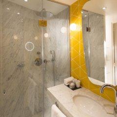 Отель Artus Hotel by MH Франция, Париж - отзывы, цены и фото номеров - забронировать отель Artus Hotel by MH онлайн ванная фото 2