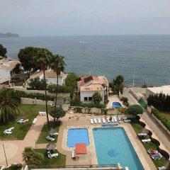 Отель AR Galetamar Испания, Кальпе - отзывы, цены и фото номеров - забронировать отель AR Galetamar онлайн пляж