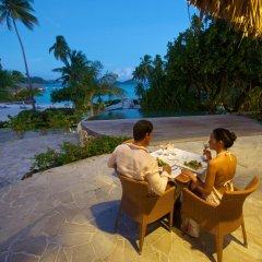 Отель Bora Bora Pearl Beach Resort Французская Полинезия, Бора-Бора - отзывы, цены и фото номеров - забронировать отель Bora Bora Pearl Beach Resort онлайн питание фото 3