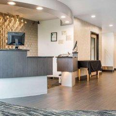 Отель Quality Inn and Suites North/Polaris США, Колумбус - отзывы, цены и фото номеров - забронировать отель Quality Inn and Suites North/Polaris онлайн интерьер отеля