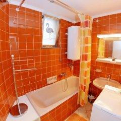 Отель Joe's Apartments - Walfischgasse 9 Австрия, Вена - отзывы, цены и фото номеров - забронировать отель Joe's Apartments - Walfischgasse 9 онлайн ванная