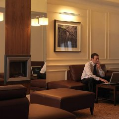 Hilton Glasgow Grosvenor Hotel интерьер отеля фото 5