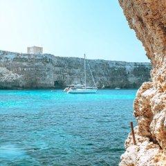 Отель Hostel Malti Мальта, Сан Джулианс - отзывы, цены и фото номеров - забронировать отель Hostel Malti онлайн пляж фото 2