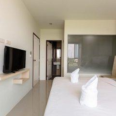 Отель JJAirportHotelCondominium For Rent 2 Таиланд, пляж Май Кхао - отзывы, цены и фото номеров - забронировать отель JJAirportHotelCondominium For Rent 2 онлайн комната для гостей фото 2