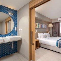Oakwood Hotel Journeyhub Phuket комната для гостей фото 5