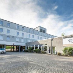 Median Hotel Hannover Messe парковка