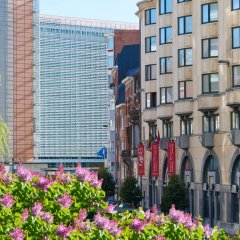 Отель Martins Brussels EU Бельгия, Брюссель - 2 отзыва об отеле, цены и фото номеров - забронировать отель Martins Brussels EU онлайн фото 4