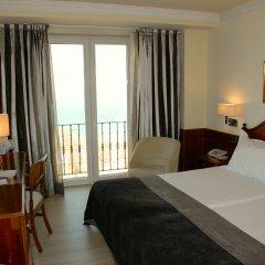 Hotel Silken Rio Santander комната для гостей