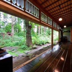 Отель Syoho En Япония, Дайсен - отзывы, цены и фото номеров - забронировать отель Syoho En онлайн балкон
