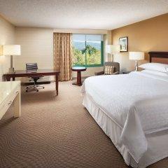 Sheraton San Jose Hotel комната для гостей