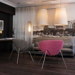 Отель Hôtel Le Canberra - Hôtels Ocre et Azur удобства в номере