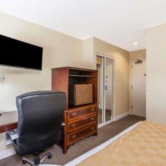 Отель Knights Inn Los Angeles Central / Convention Center Area удобства в номере фото 2